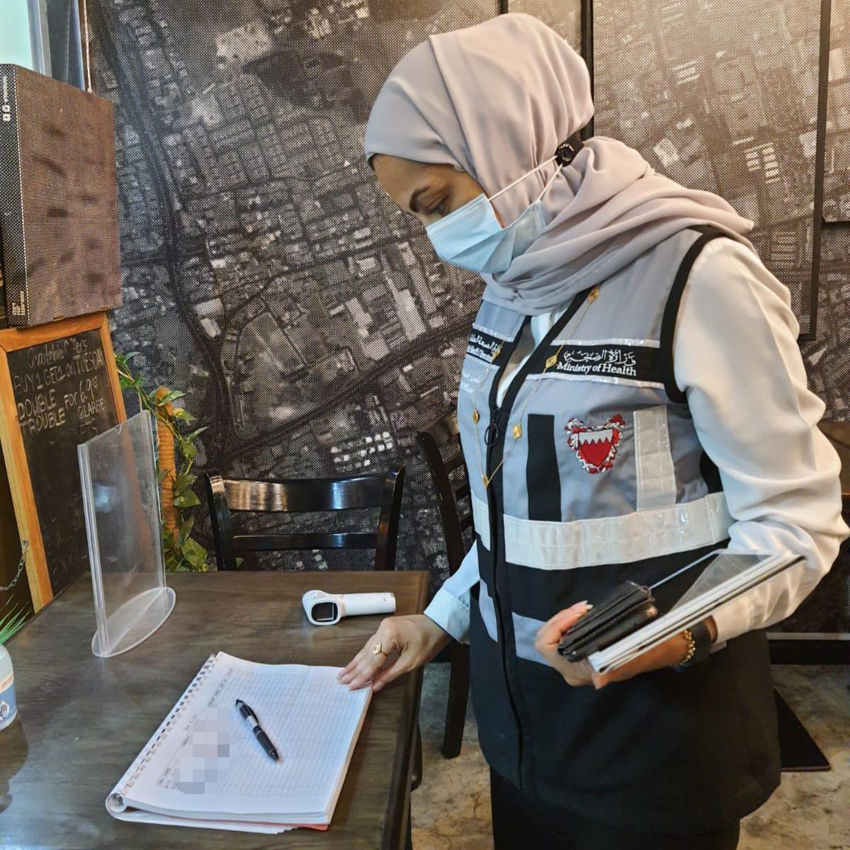 وزارة الصحة: حملات تفتيشية شملت 193 مطعمًا ومقهى ومخالفة 57 منها