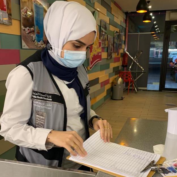 وزارة الصحة: حملات تفتيشية شملت 165 مطعمًا ومقهى ومخالفة 39 منها