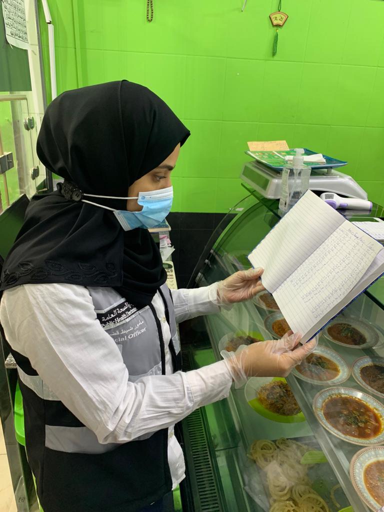 وزارة الصحة: حملات تفتيشية شملت 209 مطاعم ومقاهي ومخالفة 30 منها
