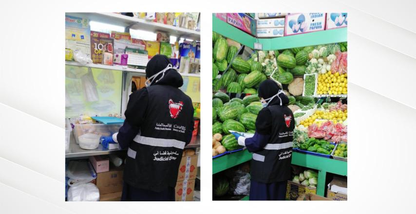 وزارة الصحة: حملات تفتيشية شملت 288 مطعمًا ومقهى ومخالفة 51 منها