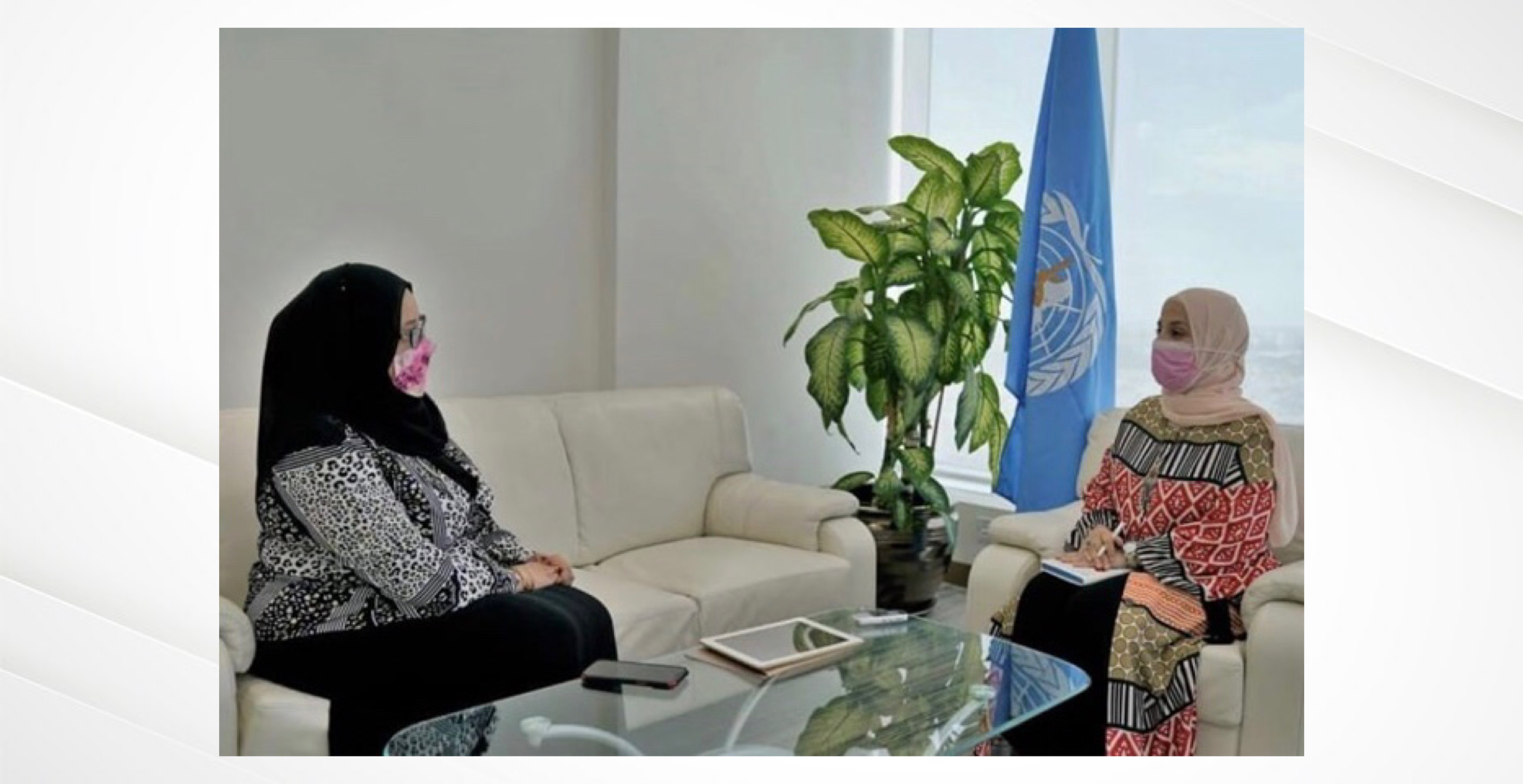 في أول حوار صحفي مع (بنا) .. ممثلة منظمة الصحة العالمية: استجابة صحية شاملة ذات جودة عالية في مملكة البحرين